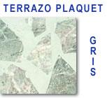 Terrazos Plaquet